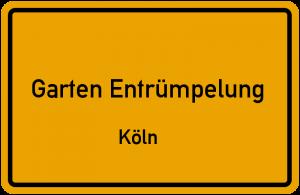 Garten Entrümpelung Köln