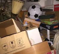 Abstellraum aufräumen ausräumen